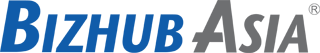 Bizhub Asia Logo