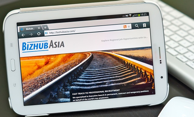 Visit our new landing page at www.bizhubasia.com