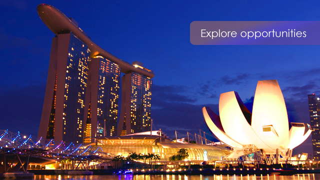 Explore overseas' job opportunities with us
