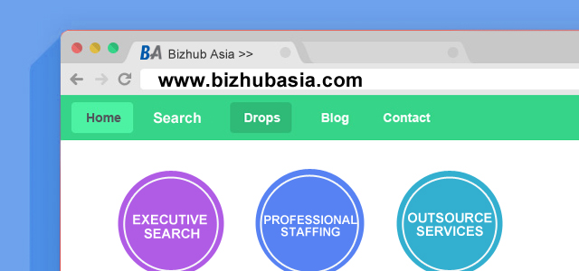 Bizhub Asia new website launch